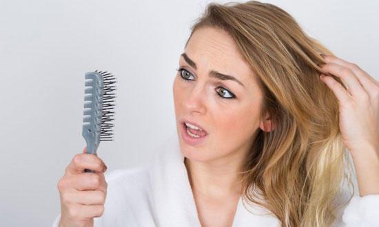 выпадение волос от щитовидной железы