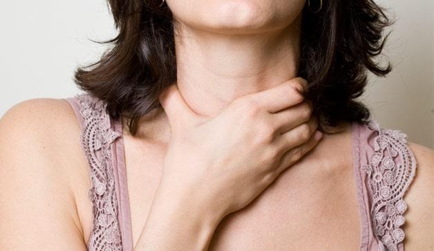 Щитовидка беспокоит женщин среднего возраста