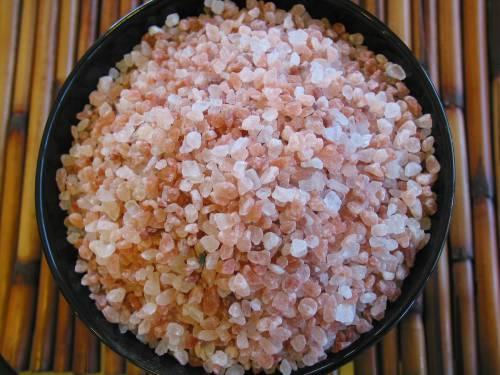Соль гималайская с содержанием йода