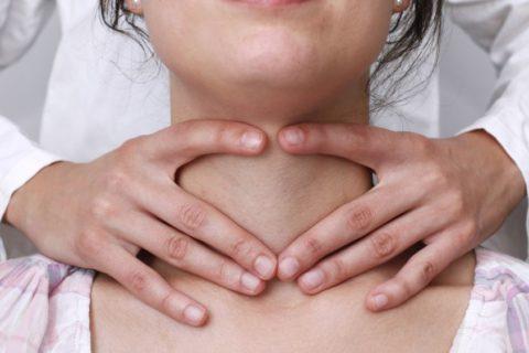 Увеличение щитовидки – распространенный симптом гипотиреоза