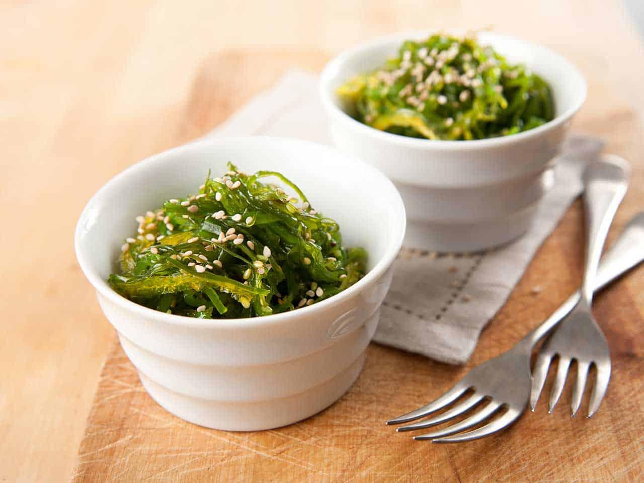 Регулярное употребление вкусной и полезной морской капусты избавит от йододефицита