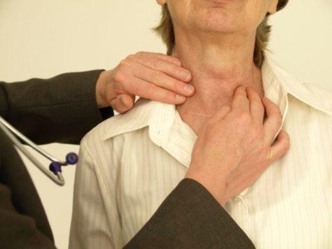 Большие размеры опухолевого узла значительно ухудшают прогноз карциномы щитовидки