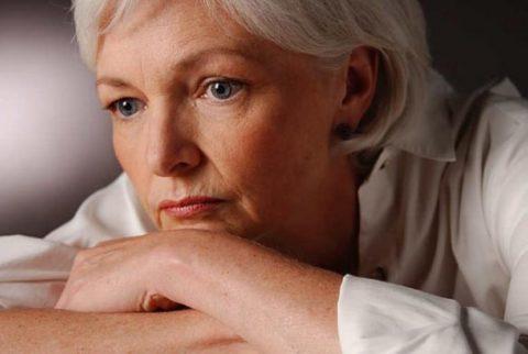 Часто рак заявляет о себе в период менопаузы у женщин