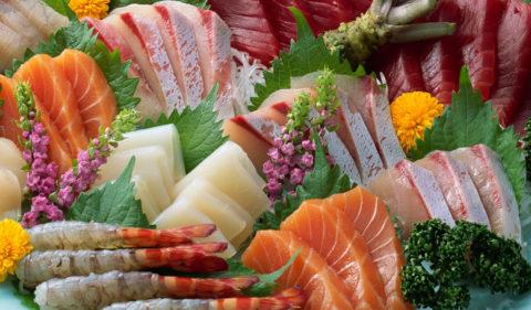 Морепродукты - природный источник йода