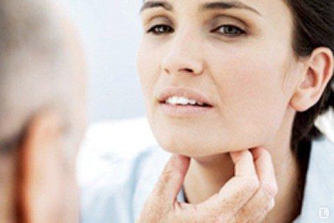 Першение и боль в горле, — явные признаки тиреоидита