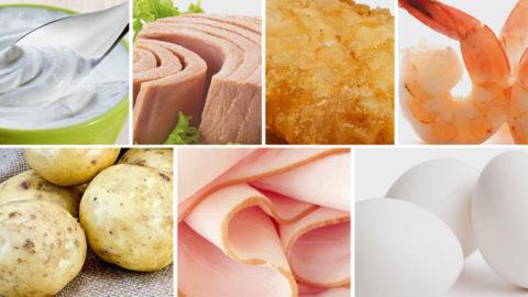 Полезные продукты при гипотиреозе.