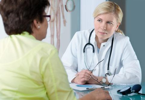 Регулярное посещение врача обязательно для женщин, перенесших удаление щитовидки