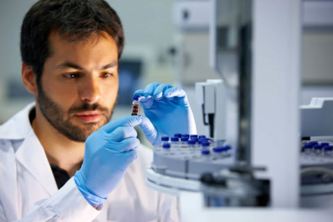 Лабораторные тесты важны при обследовании пациента с подозрением на рак щитовидки