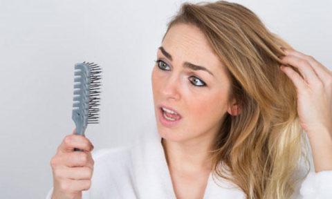 Не всегда выпадение волос является симптомом какой-либо болезни