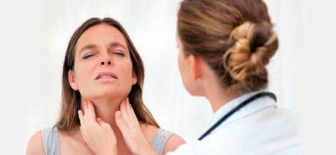 Некоторые заболевания щитовидки развиваются при нормальных анализах