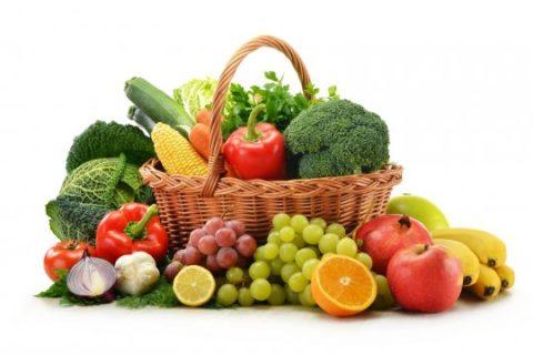 Правильное питание, — одна из основ здоровья