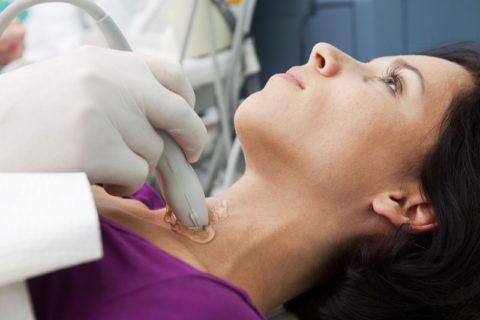 УЗИ позволяет диагностировать основные заболевания щитовидной железы
