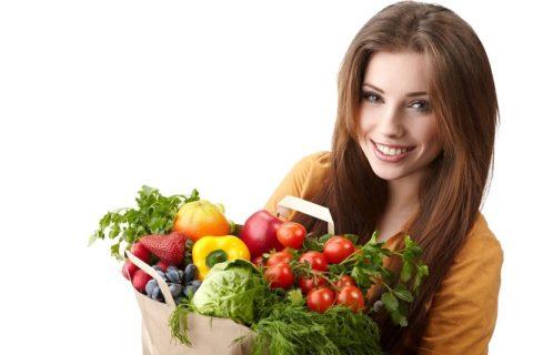 Здорового питания необходимо придерживаться не только во время болезни