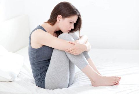 Аменорея – один из распространенных признаков гипотиреоза у женщин