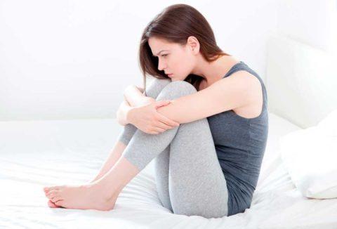 Болезненные месячные – еще один вероятный признак проблем с щитовидкой