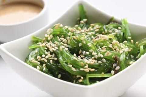 Ешьте морскую капусту 1-2 раза в неделю
