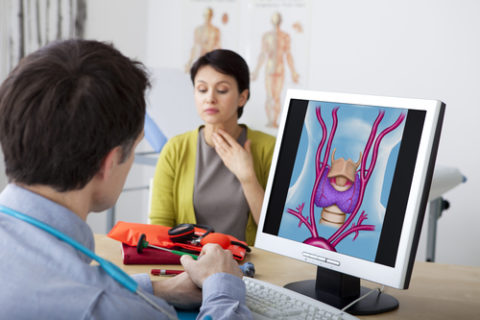 Фото приема врача.