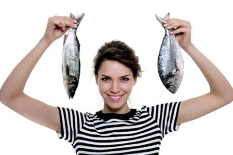 Морская рыба – это не только вкусно, но и полезно