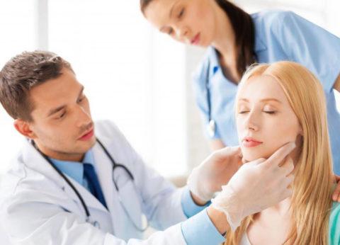Не все узелки в щитовидной железе можно прощупать