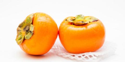 Плоды хурмы.