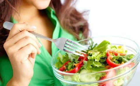 Правильное питание лечит заболевания.