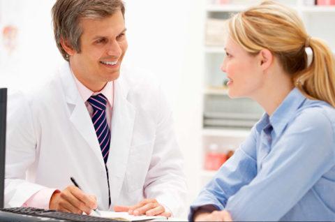 При необходимости пациенту назначается консультация узких специалистов