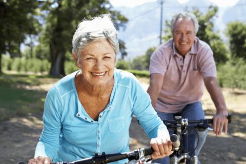Вести активный образ жизни можно в любом возрасте