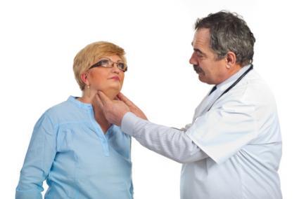 Видео в этой статье посвящено проблемам щитовидки.