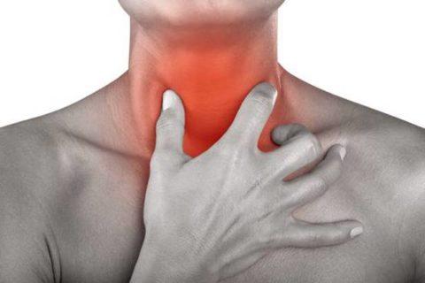 Заболевания щитовидной железы имеют неявные симптомы.
