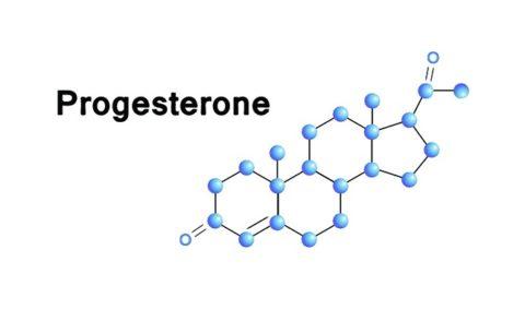 Избыточная выработка прогестерона способна спровоцировать развитие гипертиреоза