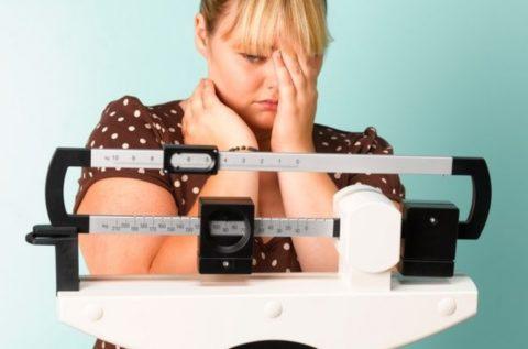Избыточный вес свойственен больным АИТ в фазе гипотиреоза