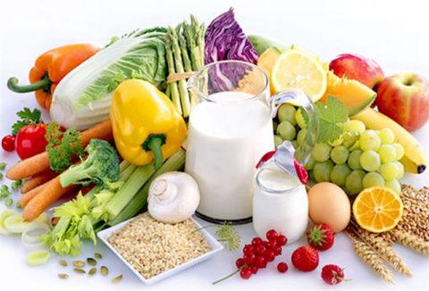 Молочно-растительная диета должна стать основой питания при гипертиреозе