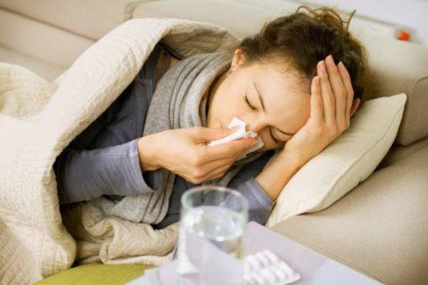 ОРВИ, также может отразится на правильности результата скрининга гормонов щитовидной железы