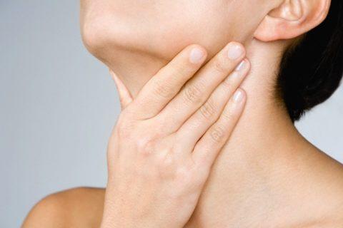 Щитовидная железа - жизненно важный орган - анатомически находится в области шеи.