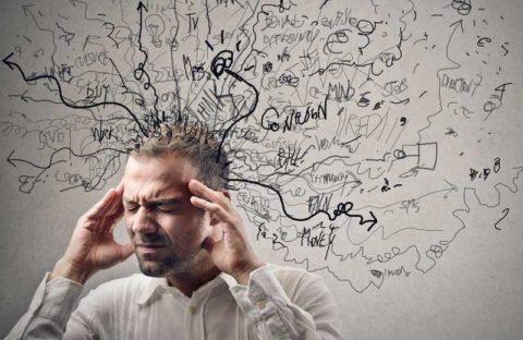 Стрессы тоже влияют на гормональный фон человека