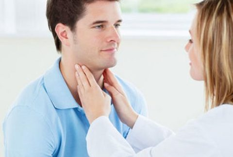 Щитовидка у мужчин: симптомы и лечение