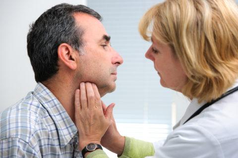 Почему происходит увеличение щитовидной железы?