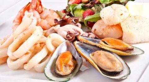 Морепродукты — лучшая диета при большинстве патологий щитовидки