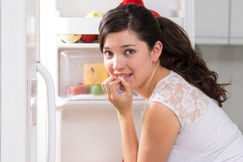 Повышенный аппетит является одним из признаков понижения содержания тиреотропного гормона