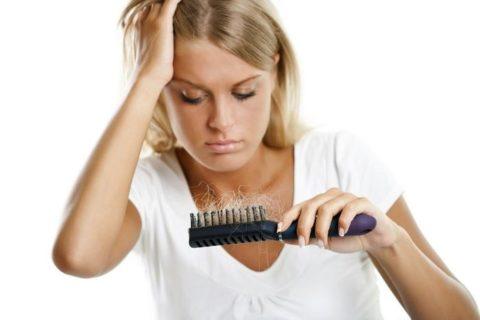 Выпадение волос у женщин причина щитовидка и ее патологии