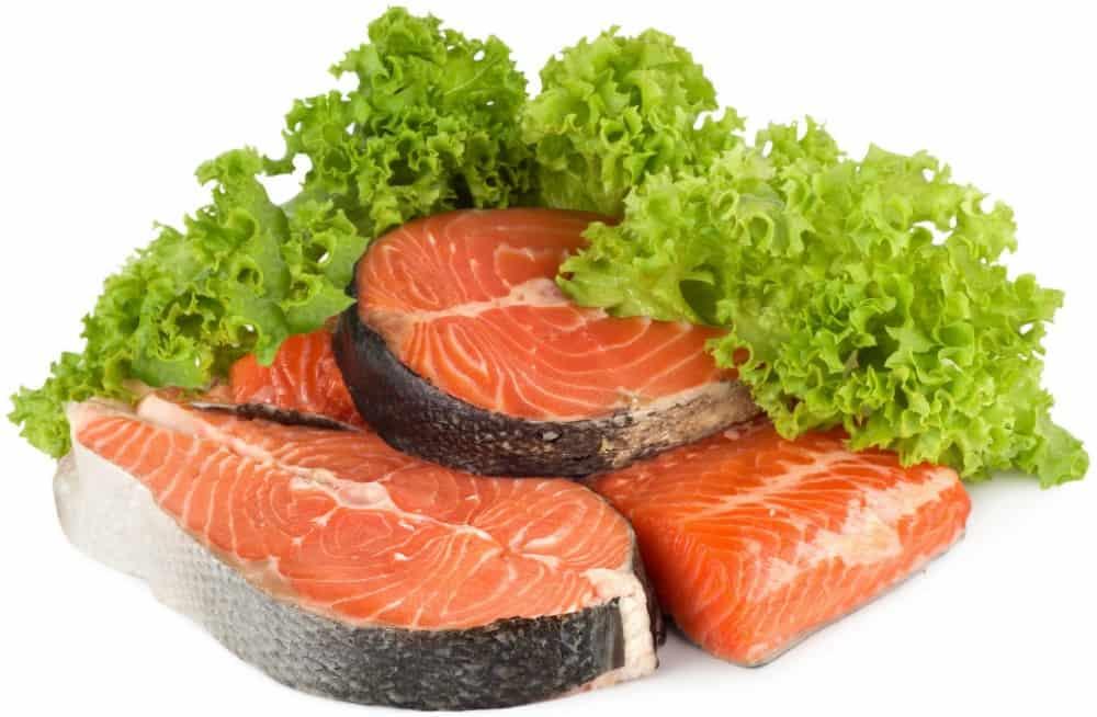 Морепродукты содержат важнейшие микроэлементы