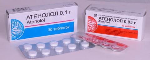 Атенолол — один из препаратов, прием которых может вызвать рост содержания ТТГ в периферической крови
