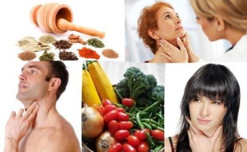 Питание при гипотиреозе: основные принципы и пример меню на неделю
