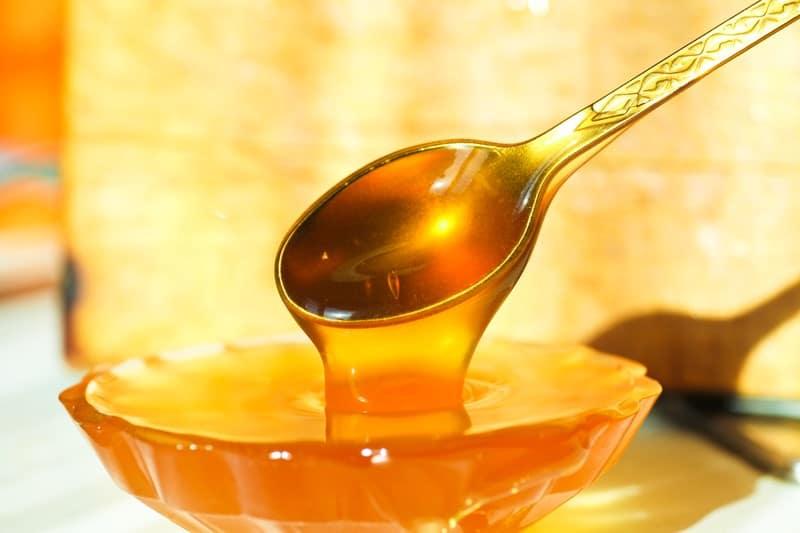 Мед — вкусное лекарство