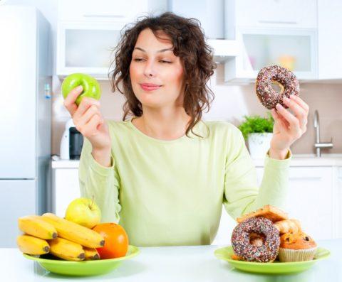 К отклонению показателя может привести не сбалансированная диета