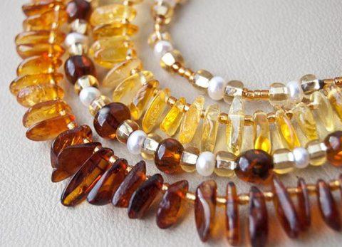 Бусы от щитовидной железы: польза янтаря, миф или реальность