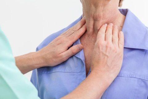Как проводится обследование щитовидной железы.
