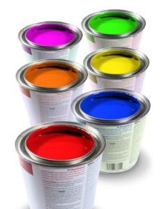 Краски приносят не только эстетическое удовольствие, но и вред здоровью