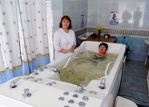 Лечебные ванны при тиреоидите быстро поставят на ноги