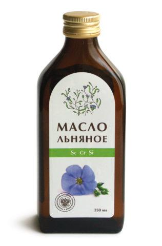 Льняное масло как средство лечения и профилактики патологий щитовидки.